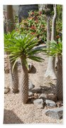 Madagascar Palms Bath Towel