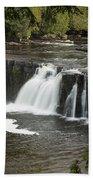 Manabezho Falls 2 Bath Towel