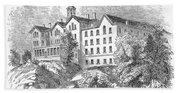 Manhattan College, 1868 Bath Towel