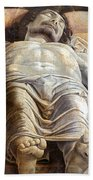 Mantegna: The Dead Christ Bath Towel