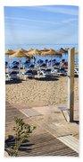Marbella Holiday Beach Bath Towel