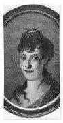 Maria Bonaparte (1750-1836) Bath Towel