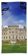 Markree Castle, Collooney, Co Sligo Bath Towel