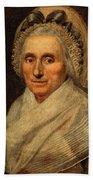 Mary Washington - First Lady  Bath Towel