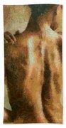 Maya Desnuda Bath Towel