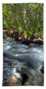 Mcgee Creek California Bath Towel