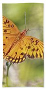 Merritt Butterfly Bath Towel