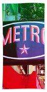 Metro Star Bath Towel