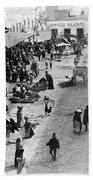 Mexico City - C 1901 Bath Towel