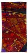 Mickey's Triptych - Cosmos II Bath Towel