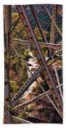 Midgley Bridge Oak Creek Canyon Bath Towel