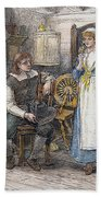 Miles Standish Bath Towel