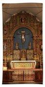 Mission San Carlos Borromeo De Carmelo  11 Hand Towel