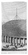 Mormon Tabernacle, 1870 Bath Towel
