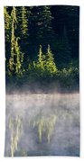 Morning Mist Bath Towel