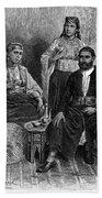 Moroccan Jews, C1892 Bath Towel