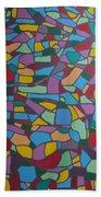 Mosaic Journey Bath Towel