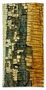Mosaic Of Time Bath Towel