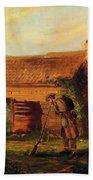 Mosler: Lost Cause, 1868 Bath Towel