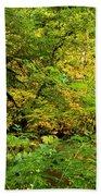 Mossy Rainforest Bath Towel