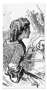 Mother And Child, 1873 Bath Towel