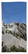 Mount Rushmore Full View Bath Towel