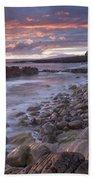 Mullaghmore Head, Co Sligo, Ireland Bath Towel