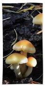 Mushrooms 6 Bath Towel