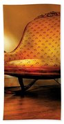 Music - String - The Chair And The Lute Bath Towel
