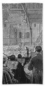 Music Festival, 1881 Bath Towel
