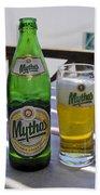 Mythos Beer Bath Towel