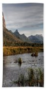 National Park Thailand Bath Towel