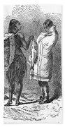 Native Americans: Flatheads Bath Towel