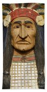 Native Chief Bath Towel