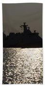 Naval Joint Operations V7 Bath Towel