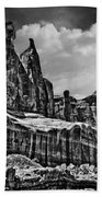 Nefertiti Arches National Park Bath Towel