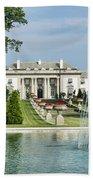 Nemours Mansion And Gardens Bath Towel