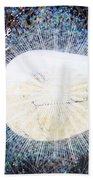 Neptume In Libra Bath Towel