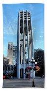 Netherlands Centennial Carillon Bath Towel