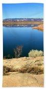 New Mexico Series - Abiquiu Lake Bath Towel