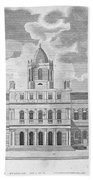 New York: City Hall, C1829 Bath Towel