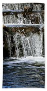 Normandale Falls Bath Towel