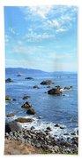 Northern California Coast3 Bath Towel