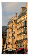 Notre Dame De Paris 3 Bath Towel