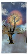 November Moon Bath Towel