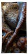 Octopus 1  Bath Towel