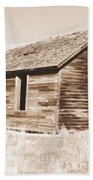 Old Ranch Hand Cabin Ll Bath Towel