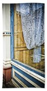 Old Store Front 1 Bath Towel