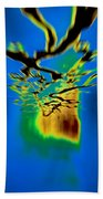 Optic Nerve Bath Towel