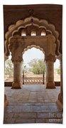 Orchha's Palace India Bath Towel